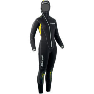 Facile Lady Wetsuit Available At Blenheim Dive Centre