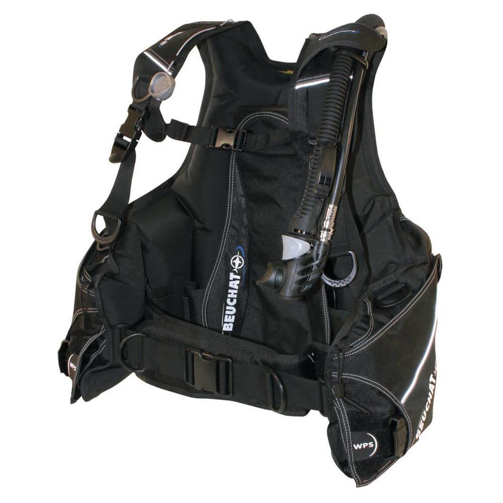 Beuchat Masterlift Adventure Bcd Available At Blenheim Dive Centre