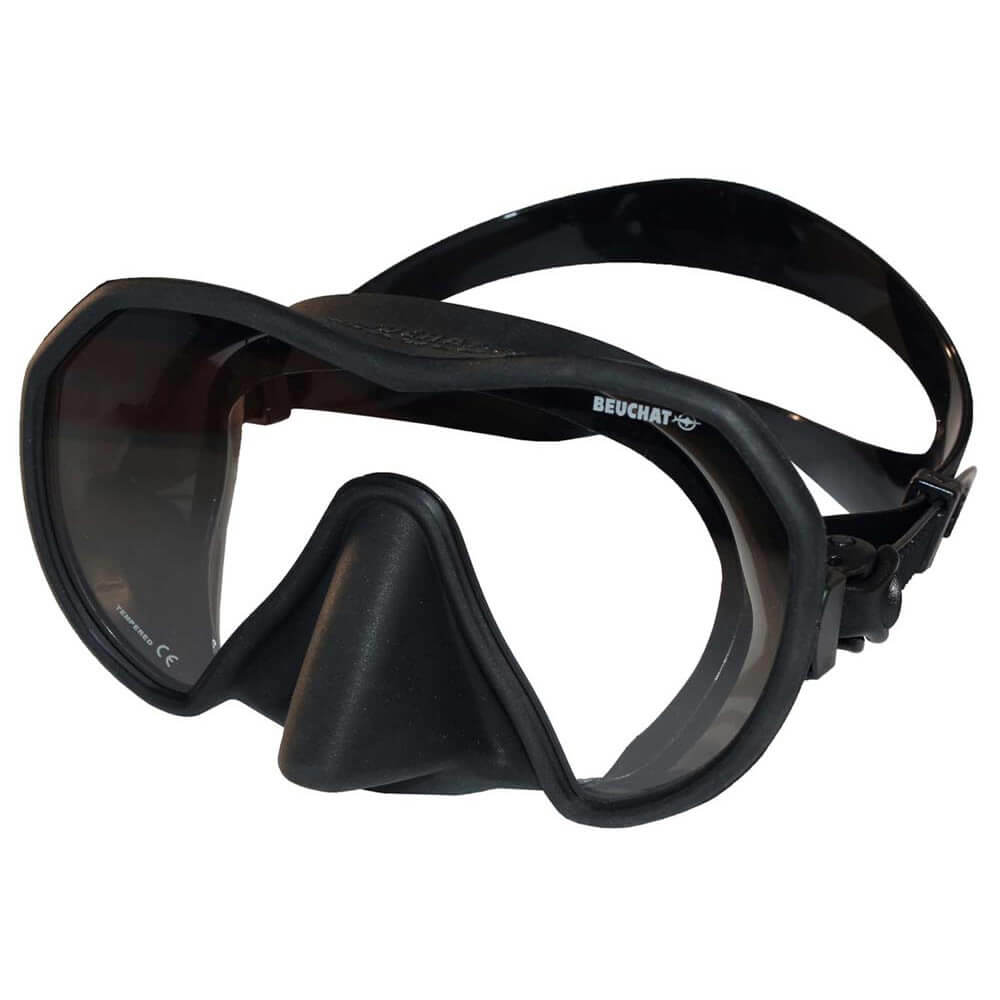 Beuchat Maxlux Mask Available At Blenheim Dive Centre
