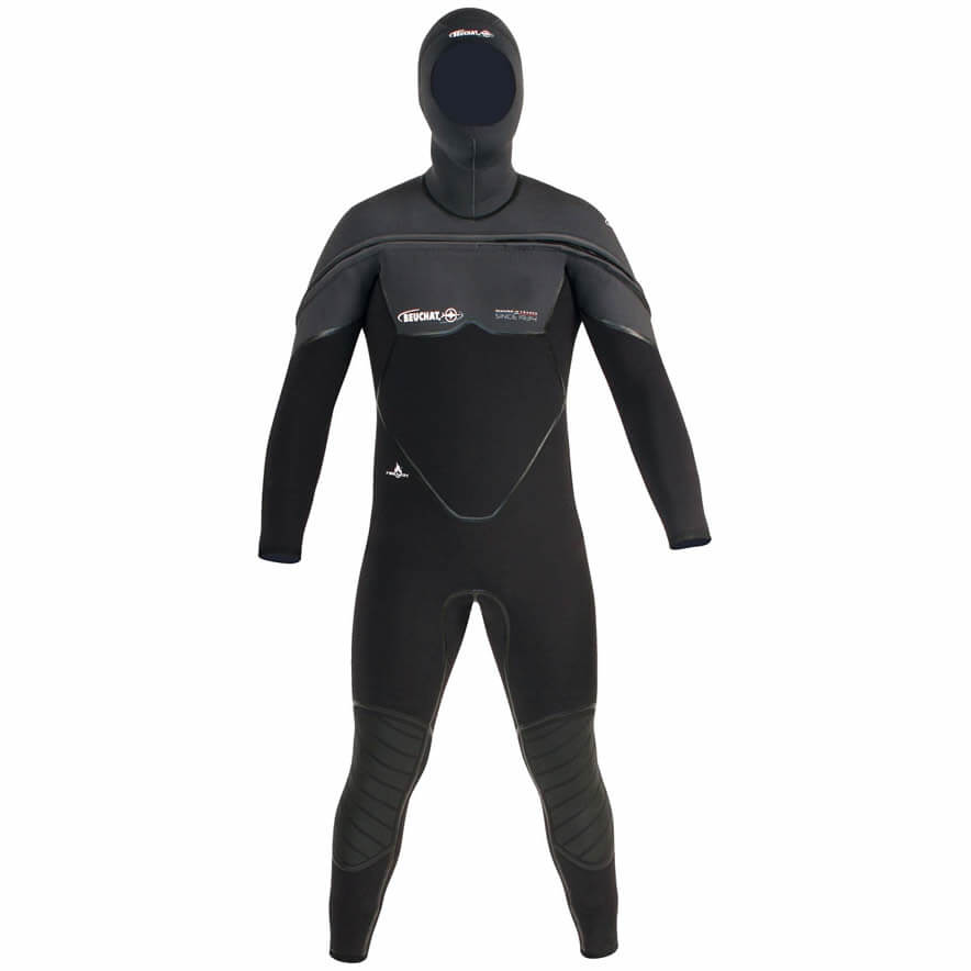 Beuchat Med C Man 8 7mm Wetsuit Available At Blenheim Dive Centre