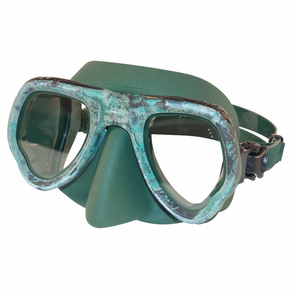 Beuchat Micromax Mask Available At Blenheim Dive Centre