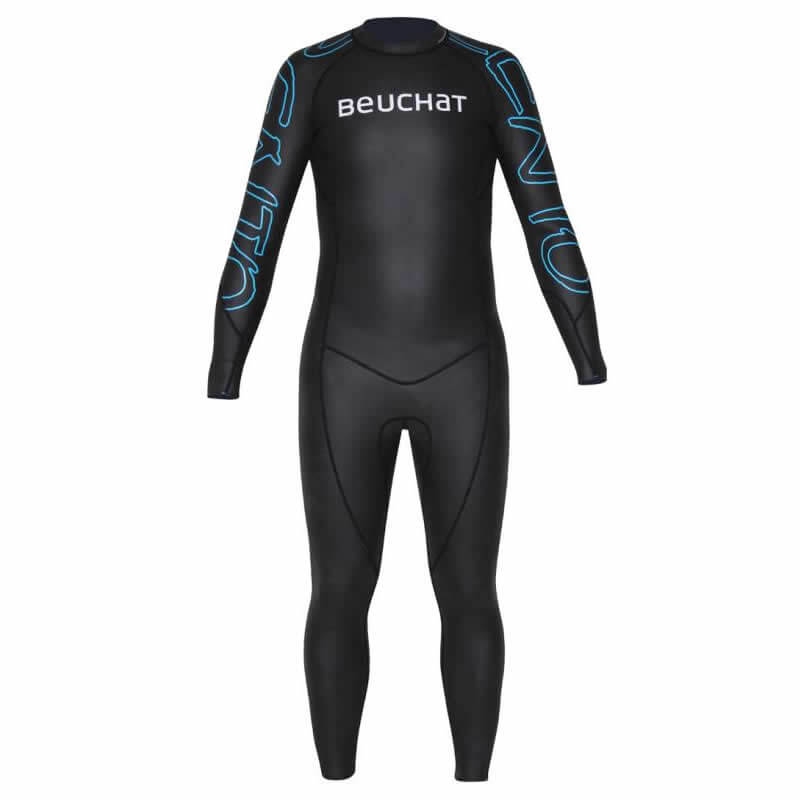 Beuchat Zento 2mm Freedive Suit Available At Blenheim Dive Centre