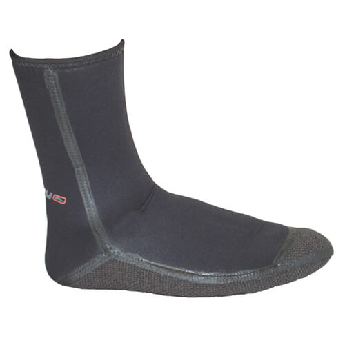 Moray Commercial Sock 3mm Available At Blenheim Dive Centre