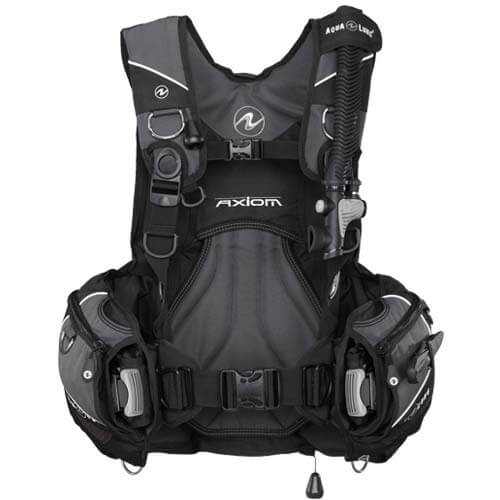Aqua Lung Axiom Buoyancy Compensator Available At Blenheim Dive Centre