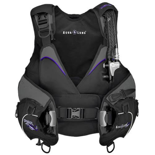 Aqua Lung Pearl Buoyancy Compensator Available At Blenheim Dive Centre