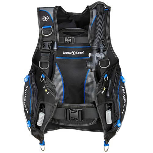 Aqua Lung Pro Hd BCD Available At Blenheim Dive Centre