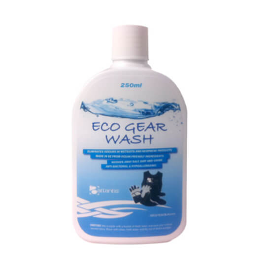 Atlantis Eco Gear Wash 250ml Available At Blenheim Dive Centre