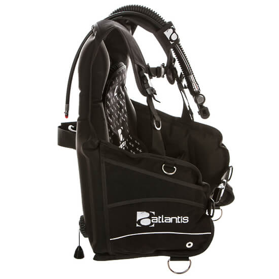 Atlantis Icon Bcd Available At Blenheim Dive Centre