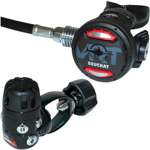 Beuchat VRT 90 Yoke Regulator Available At Blenheim Dive Centre