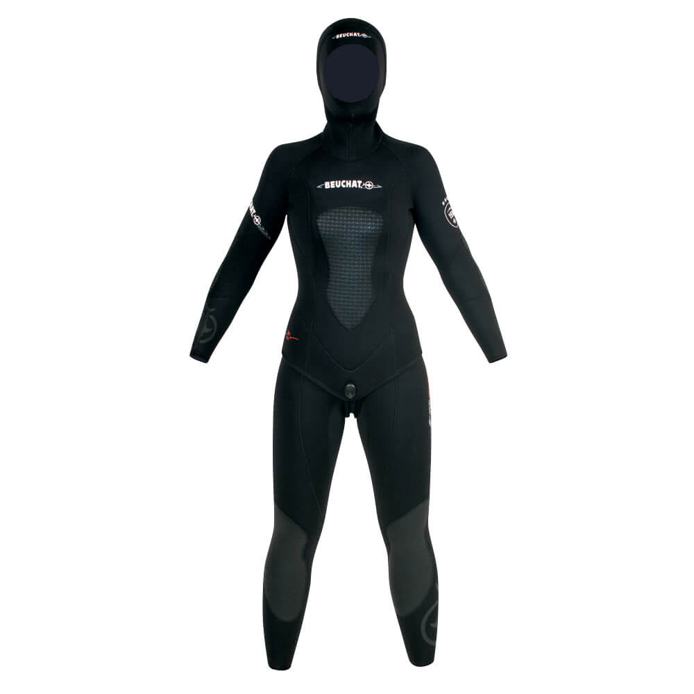 Beuchat Athena Female Wetsuit Available At Blenheim Dive Centre