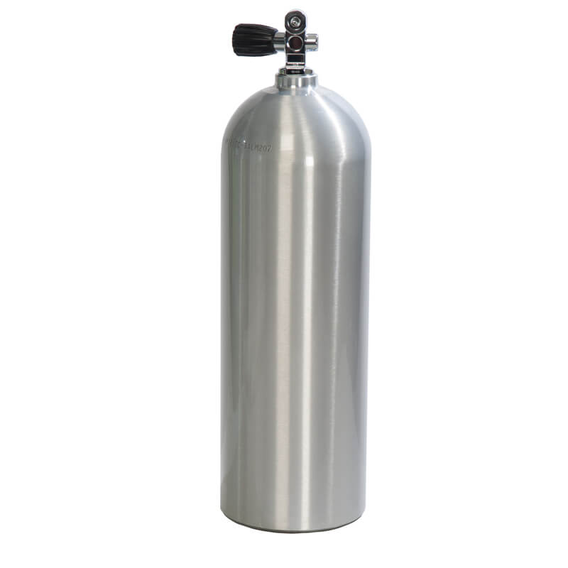 Catalina Aluminum Cylinders 95cuft Available At Blenheim Dive Centre