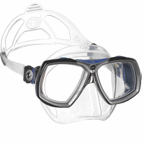 Look 2 Blue Mask Available At Blenheim Dive Centre
