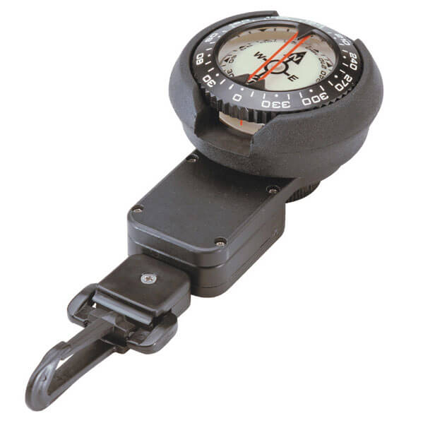 Sherwood Genesis Retractor Compass Available At Blenheim Dive Centre
