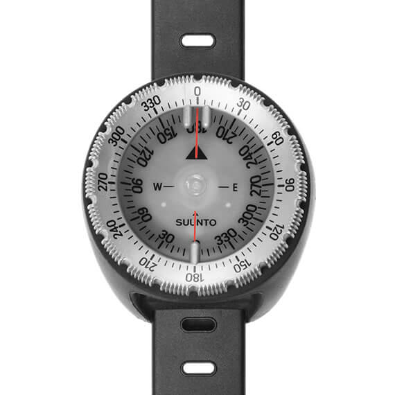 Sk 8 Compass Strap Mount Available At Blenheim Dive Centre