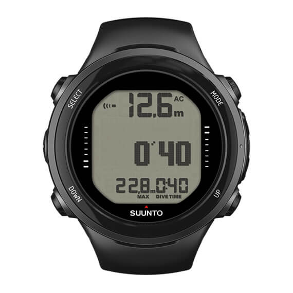 Suunto D4i Novo Dive Computer Available At Blenheim Dive Centre